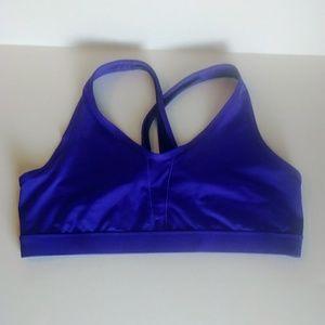Champion purple sports bra